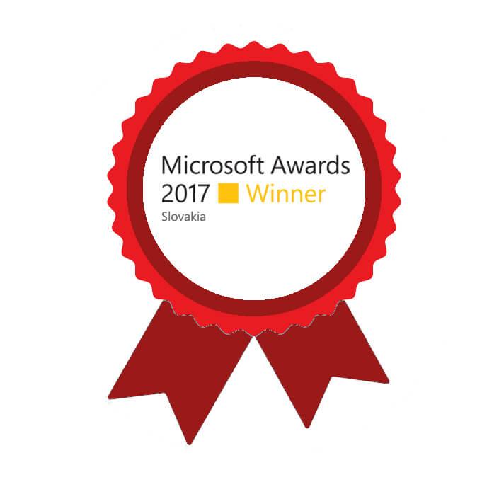 Microsoft Industry 2017 Winner - Millennium